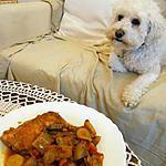 recette RATATOUILLE LÉGÈRE avec cuisses de poulet