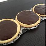 recette Tarte chocolat caramel et cacahuètes de Pierre Hermé