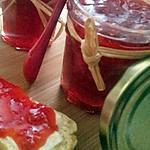 Confiture de fraises citronné minute (cuisson au micro ondes)