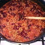 recette chili con carne au curry