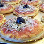 recette pizzettes