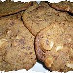 recette Giant American Cookies