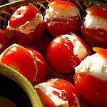recette tomates cerises garnies