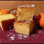 orange : recette gâteau à l'orange