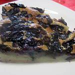 recette Clafoutis aux myrtilles.
