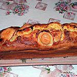 recette Cake au yaourt et fromage de chèvre