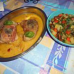 recette cuisses de poulet italmo