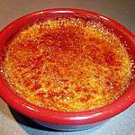 recette crèmes brulées allégées