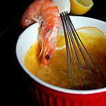 recette Crevettes à la mode Eléonora