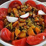 recette Carottes au curry et au gingembre