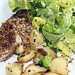 recette Espadon grillé aux herbes de provence
