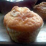 recette Muffins au nougat