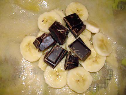 """Résultat de recherche d'images pour """"aumoniere chocolat banane"""""""