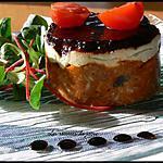 recette miroir aux maquereaux à la tomate et aux 2 poivres