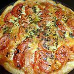 recette tarte tomate/mozza
