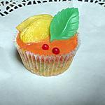 recette cupcakes amandes pommes