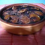 recette clémentines au chocolat en gratin