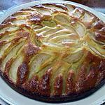 recette Gâteau fondant aux poires.
