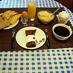 recette Le b.a.-ba d'un petit déjeuner
