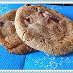 recette Cookies sans oeuf