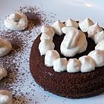recette Muffins au banania-crème au café