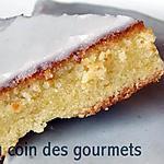 recette Gateau Nantais(amandes et rhum)