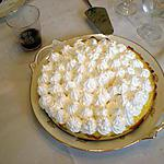 recette tarte au citron meringuee