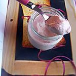 recette yaourts a la rose et framboises