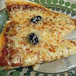 recette PizzA au frOm'g