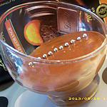 recette mousse truffée chocolat-orange
