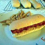 recette hot dog maison