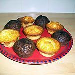 recette minis-gâteaux variés au yaourt