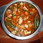 recette Champignons a la grecque