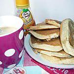 recette pancakes moelleux