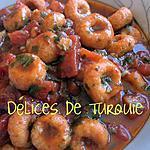 recette Köfte de boulgour à la sauce tomates
