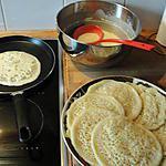 recette baghrirs ou crêpes milles trous