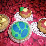 recette cup cake nature