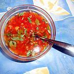 recette Sauce au piment