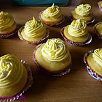 recette Cupcakes au citron