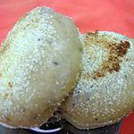 recette PiZZUFFINS sans lait ni oeuf ou la rencontre entre l'Italie et l'Angleterre