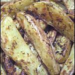 recette Potatoes au Epices Cajun