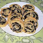 recette Roulé aux escargots