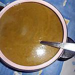 Potage aux fanes de carotte