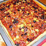 recette La pizza de Cristelle