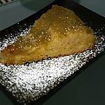recette Gâteau Renversé aux Amandes et à la Rhubarbe