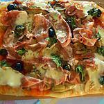 recette MA  PIZZA  CAPRICCIOSA