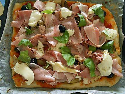 Ma pizza capricciosa 430