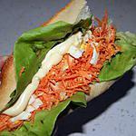 recette Sandwich façon 2 Mamyloula