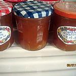 recette Confiture d'abricots.