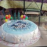 recette gâteaux de mon fils pour c'est 2 ans